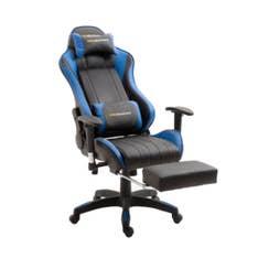 Cadeira Office Pro Gamer X Azul Rivatti