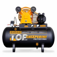 Compressor de Ar TOP10 MPV110L Trifásico Chiaperini