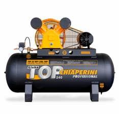 Compressor de Ar TOP20 MPV200L Trifásico Chiaperini