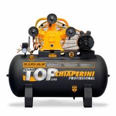 Compressor de Ar TOP15 MP3V150L Trifásico Chiaperini