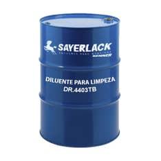 Diluente para Limpeza 198lt DR-4403 Sayerlack