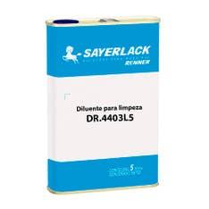 Diluente para Limpeza 5tl DR-4403 Sayerlack