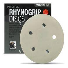 Disco Lixa Rhynogrip White 5F GR 150 Indasa