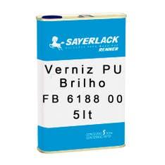 Verniz PU Brilhante FB 6188 00 FC-7049=50% 5lt SayerLack