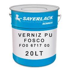 Verniz PU Fosco FO0 6717 00 (FC-6975=50%) 20lt SayerLack