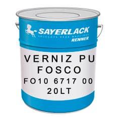 Verniz PU Fosco FO10 6717 00 (FC-6975=50%) 20lt SayerLack