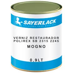 Verniz Restaurador Polirex Premium SB 2315 2245 Mogno 0,9lt Sayerlack