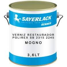 Verniz Restaurador Polirex Premium SB 2315 2245 Mogno 3,6lt Sayerlack