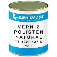 Verniz Polisten TS 3201 427 C Natural 0,9lt Sayerlack