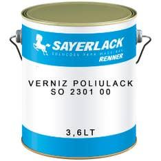 Verniz Poliulack Marítimo Premium SO 2301 00 Transparente 18lt Sayerlack